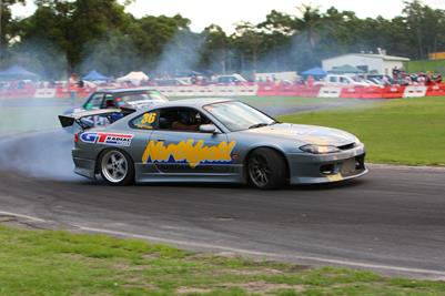 GT Radial tyres help Boettcher drift to 1st place