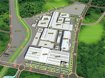 Haval Starts New Factory In China's Automotive Hub