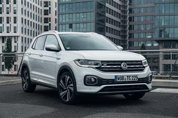 2020 Volkswagen's T-Cross