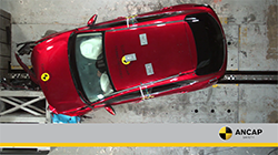 Australasia's leading independent vehicle safety authority, ANCAP SAFETY, has seen the Mazda CX-30 small SUV record a near-perfect score for Adult Occupant Protection with high scores also achieved across other key assessment areas.