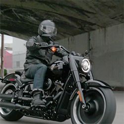 2020 Harley-Davidson Fat Boy® 30th Anniversary Limited Edition.