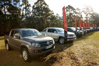 Volkswagen Group Australia Gets Ready To Celebrate Its 70,000th Amarok Sale