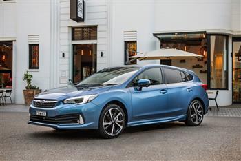 2020 Subaru Impreza 2.0i-S Hatch