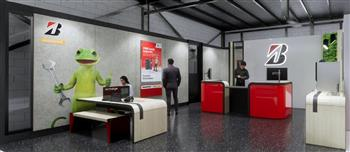 Bridgestone Select unveils new look store interior