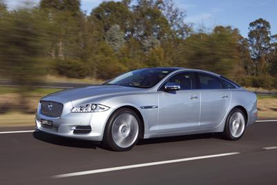Jaguar XJ is the Top Gear UK's Luxury Car of the Year 2010