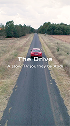 With the world confined indoors, Audi is offering a way to reconnect with house-bound Australians through the freedom of the open road...
