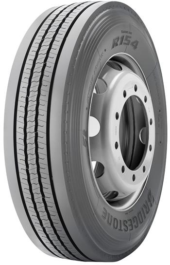 Bridgestone R154 steer tyre