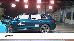 Australasia's leading independent vehicle safety authority, ANCAP SAFETY, has today published 5 star ANCAP safety ratings for Audi e-tron.