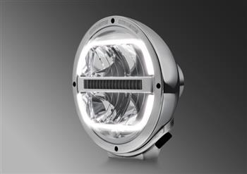 HELLA Luminator LED wide beam (Chrome)