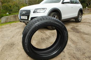 Kumho's Star SUV Tyre Starting To Dominate Growing Market Demand