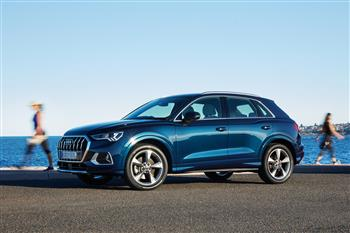 2020 Audi Q3 40 TFSI quattro