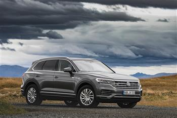 2020 Volkswagen Touareg V8 TDI
