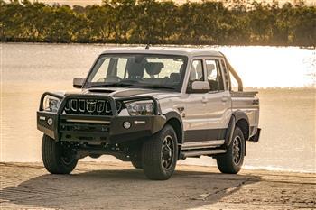 2020 Mahindra Black Edition mHAWK PikUp