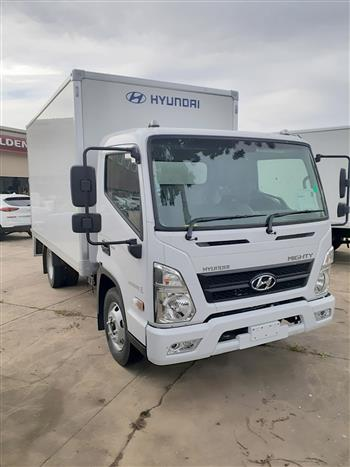 Hyundai Trucks becomes first to offer Allison fully automatic in light duty truck in Australia