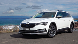 ŠKODA's Superb Scout, a limited edition version of its multiple award winning Superb wagon, goes on sale this week.