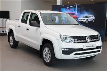 Volkswagen Amarok XL and XXL conversion range