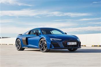 2020 Audi R8 V10 performance quattro