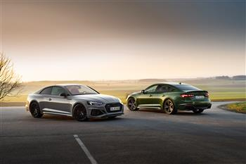 2020 Audi RS 5 Sportback and RS 5 Coupe'