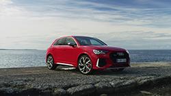 Audi RS Q3 arrives in Australia.