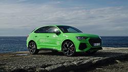 2020 Audi RS Q3 Sportback arrives in Australia.
