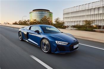 2020 Audi R8 Coupe´ V10 performance quattro
