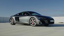 2020 Audi R8 Coupe´ V10 RWD B-roll.
