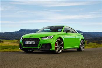 2020 Audi TT RS Coupe´