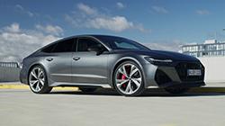 2020 Audi RS 7 Sportback B-roll