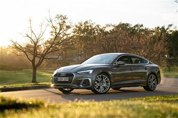 2020 Audi A5 Sportback 45 TFSI quattro