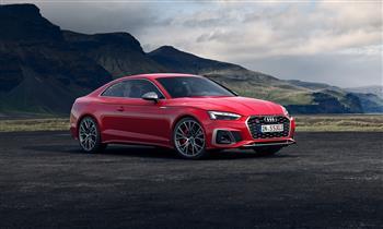 2020 Audi S5 Coupé TDI