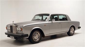 1978 Rolls-Royce Saloon