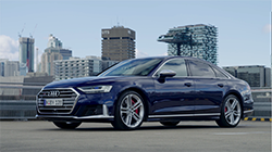 Audi Australia welcomes the arrival of the pinnacle of its luxury sedan range, in the all-new fifth-generation Audi S8...