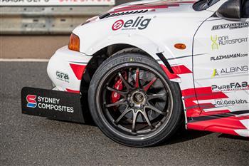 Australian Time Attack class champions won over by new Bridgestone Potenza RE-71RS