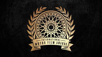 The International Motor Film Awards logo