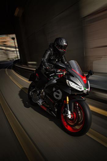 Aprilia Chooses California To Début The Anxiously Awaited RS 660
