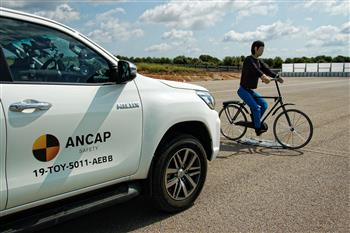 ANCAP welcomes Australian Government progress towards mandating emergency braking technology.