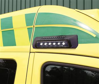 Designed for emergency service vehicles, new Scene Light from Narva meets high standards