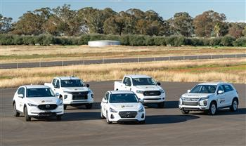 Comparison tests of top 10 sellers show advances in AEB systems.