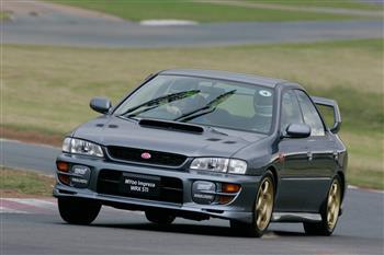 Subaru WRX STI generation 1