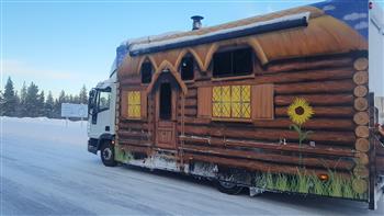 Falken Truck Tyres Journey to Arctic Circle