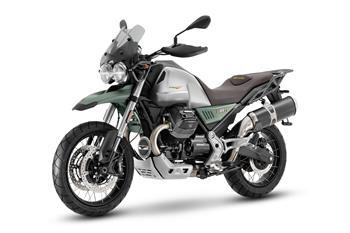 2021 Moto Guzzi 85 TT Centenario