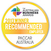 PACCAR Australia Among Best In Business
