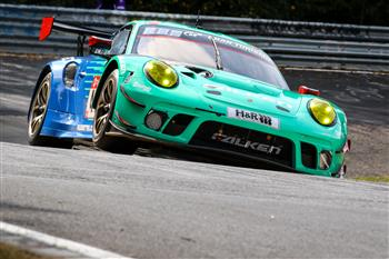 Falken Doubles Down at Nürburgring