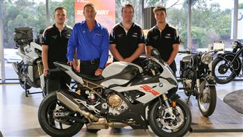 Procycles Sydney and Macarthur BMW honoured in 2020 Motorrad Dealer of the Year awards