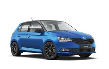 MY21 Skoda Fabia Run-Out Edition