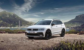 2021 Volkswagen Tiguan Allspace Wolfsburg Edition
