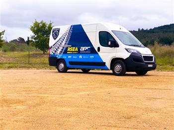 Peugeot Australia Joins the Australian Rally Championship as Official Commercial Vehicle Partner