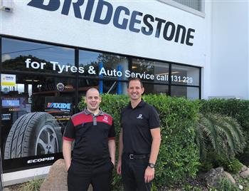Bridgestone Select Hendra Claims Top Prize in Inaugural DRIVE Program