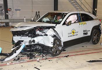 Mazda MX-30 - 5 Star ANCAP Safety rating