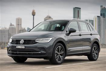 2021 Volkswagen Tiguan 110TSI